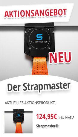 Aktionsangebot Strapmaster