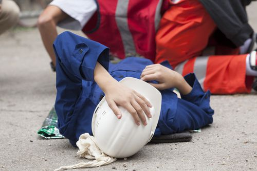 Arbeitsunfälle verhindern mit rutschsicheren Gummimatten