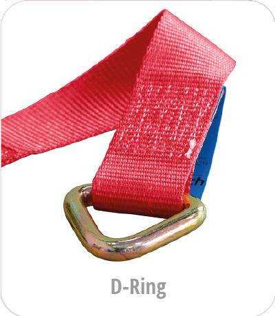Spanngurt -D-Ring