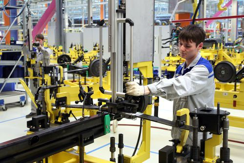Gummimatten für Industrie und Gewerbe