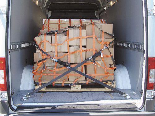 Anforderungen an hochwertige Ladungssicherungsnetze