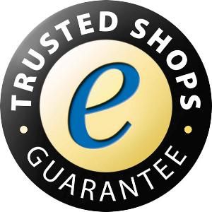 Warum Sie bei uns sicher einkaufen. Trusted Shops zertifiziert seit 2011.